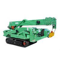 科步KB5.0液压履带式起重机蜘蛛吊车折叠臂式吊运机