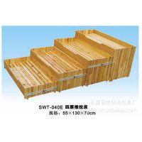 幼儿木床 儿童床 实木多层床 婴儿床