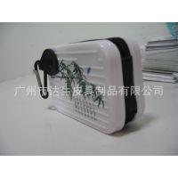 广州厂家生产新款中国风印刷塑料硬壳数码相机内胆包