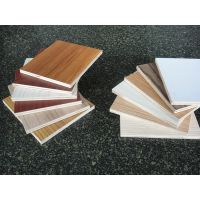 供应E0级 进口马六甲芯生态免漆板 橱柜专用板