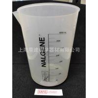 美国nalgene烧杯 PP材料1201-4000