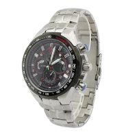 高档商务正品精钢带腕表 时尚男士手表 指针式计时运动防水腕表