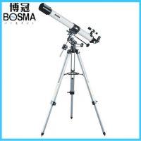 正品BOSMA博冠天文望远镜天鹰折射70/900高倍高清望远镜入门