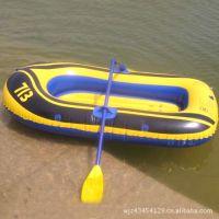 充气船PVC 单人船 钓鱼船充气船 充气皮划艇 漂流船 皮划艇充气船