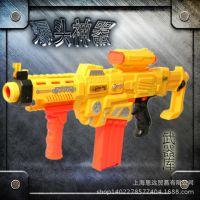 新款电动安全软弹枪 红外彩光声光儿童玩具枪 劲速 一件代发 JS00