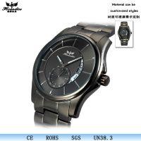 订制供应手表商务指针实心钢男手表订制瑞士手表自动机械手表代理