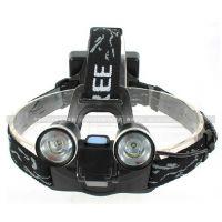 DJ-T025 自行车专用车灯和头灯 二用 强光车灯 CREE照明灯