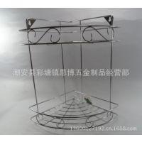 双层线角架 方形 线架 浴室卫生间厨房用品 置物架