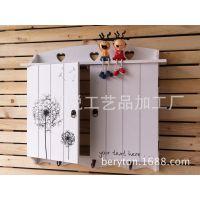 【厂家直销】 定做木质电表箱  实木家居装饰电表箱 家居装饰品