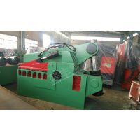 厂家直销 电解镍剪切机 液压金属剪切机 鳄鱼式剪切机
