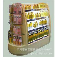 ZDG-035 商场木质中岛柜饰品柜化妆品展示架母婴展示柜精品展柜