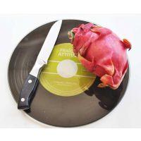 钢化玻璃创意小号杯垫大号热锅垫桌垫餐垫碗垫盘垫隔热垫砧板托盘