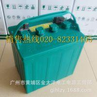 供应厂家批发观光车电池 8V145AH长青牌电池 高尔夫球车电池8V190