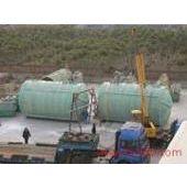 供应浙江东阳地埋式家用1.5立方玻璃钢化粪池安装指导