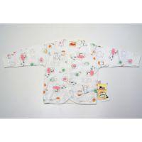 花型婴幼儿儿童无领秋衣童装内衣 米奇皇子对门单件上衣竹纤