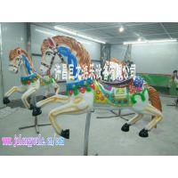 24座豪华转马儿童游乐设备正规厂家许昌巨龙游乐
