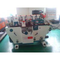 上海双面压刨设备供应商,厂家直销重型双面压刨自动送料螺旋刨刀