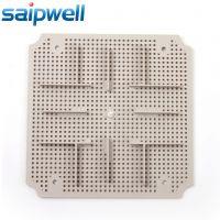 厂家直销 蜂窝式可固定底板 200*200端子安装板