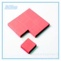 绝缘软性硅胶垫片 散热硅胶片 可订做加工 质量保证