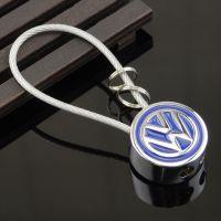 大众钥匙扣奔驰宝马3系mini奥迪A6汽车上市展会赠送品 广告小礼物