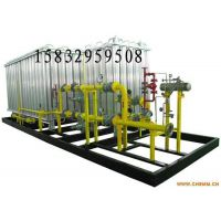 撬装式LNG气化设备 LNG气化调压撬 CNG减压撬