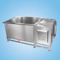 供应北京YGSQX-900连续式果蔬清洗机