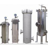 供应山西反渗透设备20寸5芯不锈钢保安过滤器——中国供应商