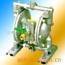 苏州铝合金气动隔膜泵 昆山铝合金气动隔膜泵 苏州四氟膜片气动隔膜泵