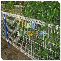 四川成都厂家大促园林花坛隔离栅双圈护栏网 卷圈护栏网13350888878