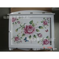 新款健康环保田园玫瑰花电表箱 装饰箱 遮挡箱