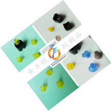 Light touch switch silica gel buttons