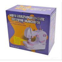 批发家用迷你缝纫机 专业缝纫机厂家供应缝 电动台式缝纫机 601