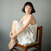 2014夏装新款复古文艺简约棉质衬裙睡裙超薄超透款女款吊带打底裙