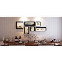 装饰画框 照片墙 照片墙相框6组合169元