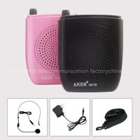 HOT!!Aker waistband speaker rechargeable portable guitar amplifier