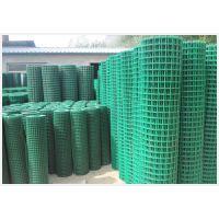 供应的荷兰网 波浪网 绿色方块养殖网 绿色铁丝网 荷兰网生产厂家