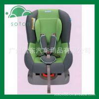 童星KS2090M  绿灰色   可多角度安装  儿童安全座椅