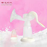 琳达妈咪手动吸奶器 孕产妇用品 按摩加吸乳 哺乳 挤奶器 吸力大