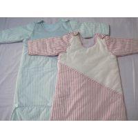 竹纤维宝宝睡袋 衣服式  婴儿睡袋批发 防感冒婴童用品 纯棉