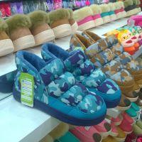 厂价批发席乐14309包跟居家棉鞋 冬款女式厚底月子鞋 成都总代理