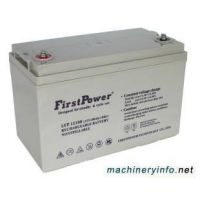 一电蓄电池(LFP12100)12V100AH产品型号