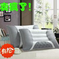 高档决明子枕头 养生保健成人枕芯批发 定位磁疗颗粒 床上用品
