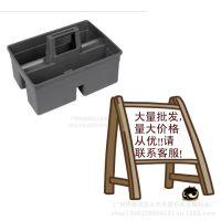 厂家直销大号杂物篮/塑料工具篮/清洁工具篮/收纳篮/手提工具篮盒