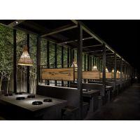 成都中式茶餐厅设计元素|成都中式茶餐厅装修设计公司