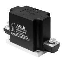【美国固特旗舰店】单相固态继电器 SAM801000D 适用于化纤设备、开关电源
