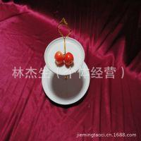 创意盘 两层糕点蛋糕盘多层糖果盘创意果盘西式陶瓷水果盘批发
