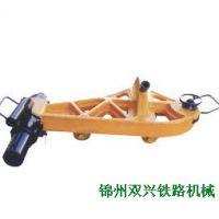 优质板材加工YZG-800型液压直轨器采用进口液压元件