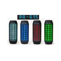 BQ-615音乐脉动LED炫彩无线蓝牙音箱创新迷你小音响户外音箱