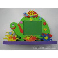立体动物相框EVA手工制作 幼儿园手工 4款可选