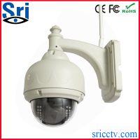 施瑞安供应P2P百万高清云台网络摄像机 云监控 远程监控